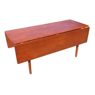 Mid-Century Teak Table Probably by B. Mogensen