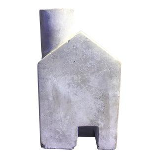 Concrete Adobe House