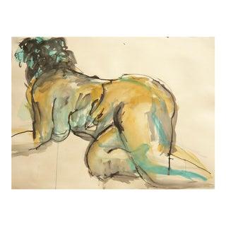 Watercolor Model