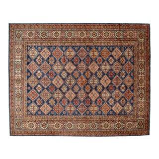 """Leon Banilivi Blue Super Khotan Carpet - 8'2"""" x 10'4"""""""