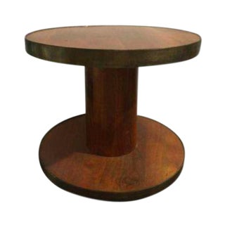 Arteriors Drum Side Table
