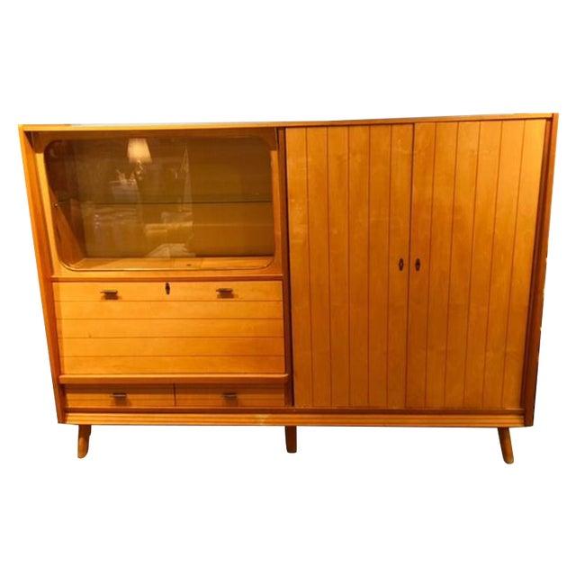 Image of Mid-Century Modern Storage & Bar Unit