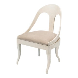 Sarreid Ltd Alpiona Slipper Chairs- Set of 3