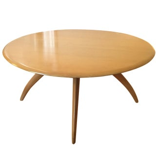 Heywood Wakefield Lazy Susan Coffee Table