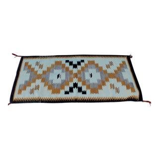 Navajo Indian Weaving Saddle Blanket