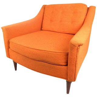 Selig Mid-Century Modern Danish Lounge Chair