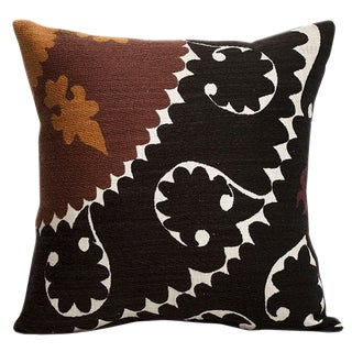 Vintage Persian Accent Pillow