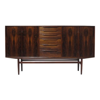 Danish Brazilian Rosewood Sideboard