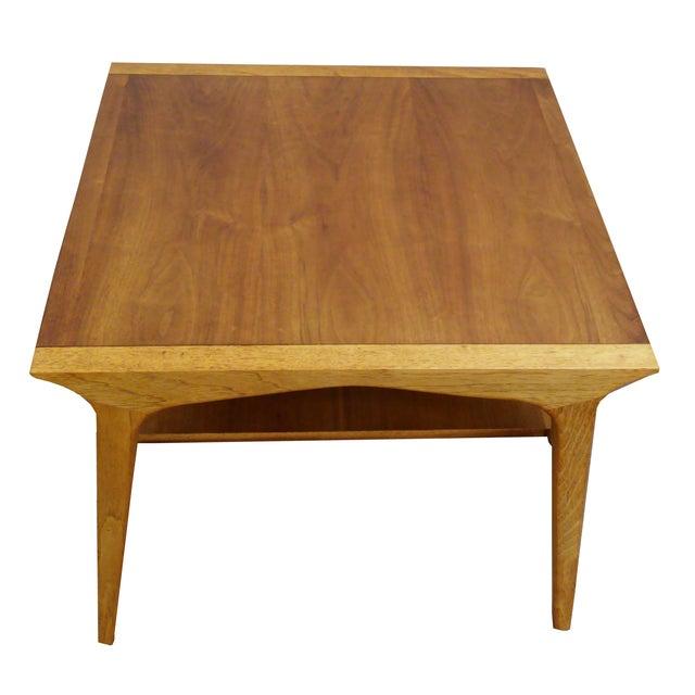 Drexel Profile Corner Table - Image 1 of 5