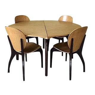 Sculptural Italian Dining Set