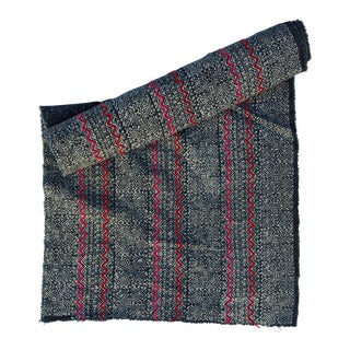 Block Batik Embroidered Roll