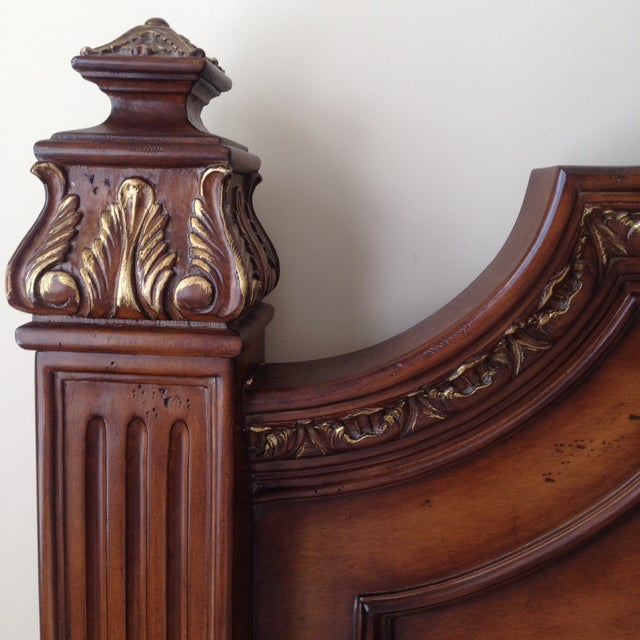 Marge Carson Bed - King or Cali King - Image 4 of 5