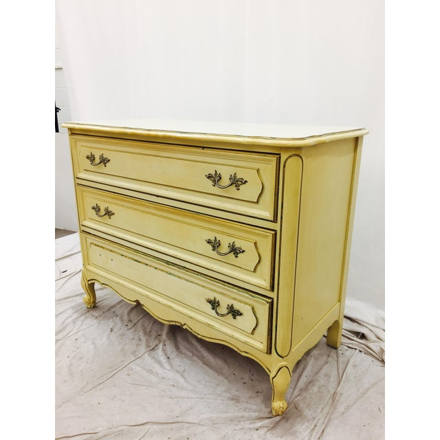 Vintage Henry Link French Provincial Chest - Image 5 of 6
