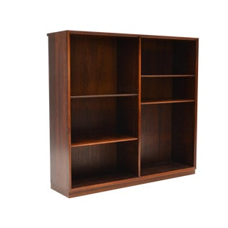 Danish Modern Bookcase in Rosewood