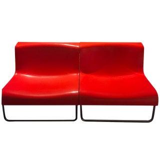Kartell Orange Form Chair