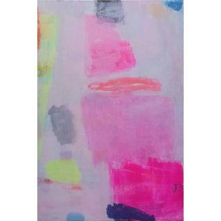 "Susie Kate ""Pink Prelude"" Original Painting"