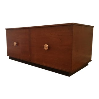 Mid-Century Danish Modern Teak Floor Chest