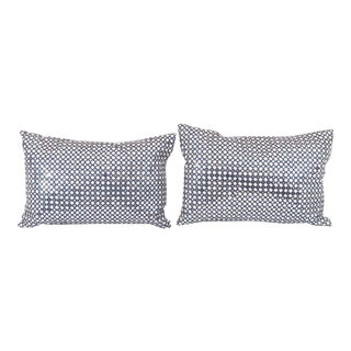 Sparkly Pillows - A Pair