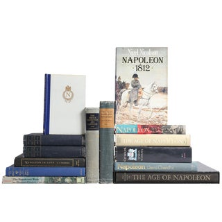The Life Of Napoleon Books - Set of 14