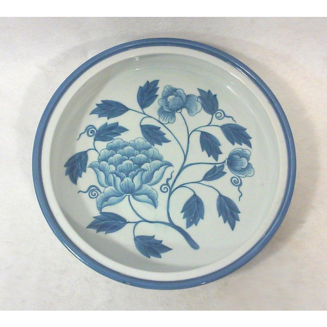 Image of Maitland-Smith Dome Covered Peony Dish