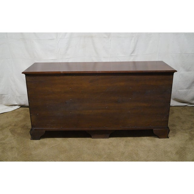 Councill Craftsman Chippendale Long Dresser - Image 4 of 10