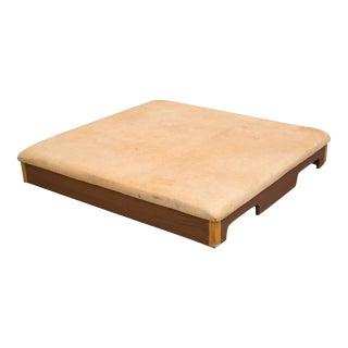 Vintage Leather Gymnastics Tumble Platform