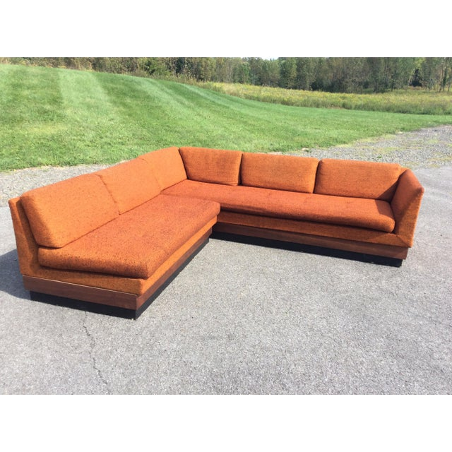 Adrian Pearsall Sectional Sofa Craft Associates - Image 11 of 11