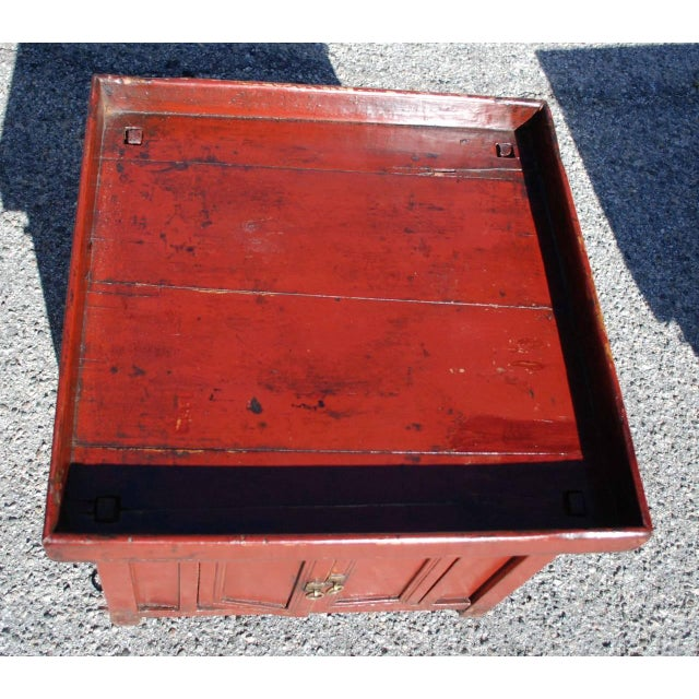 Chinese Peddler's Tray Table - Image 3 of 8