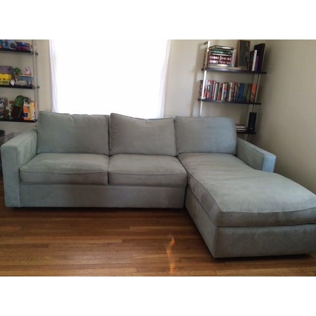 room board york sectional chairish. Black Bedroom Furniture Sets. Home Design Ideas