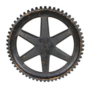 Industrial Wooden Gear Casting Pattern