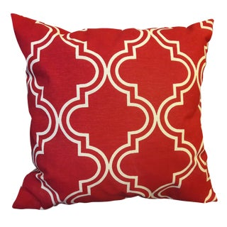 Moroccan Pattern Pillow Cover