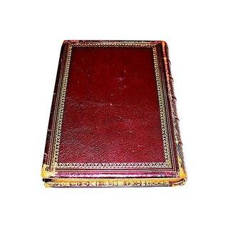 Bunyan's Pilgrim's Progress, Antique Book, 1867