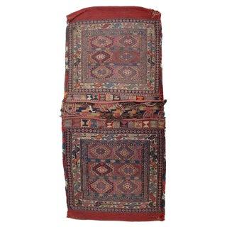 Shahsevan Soumac saddlebags