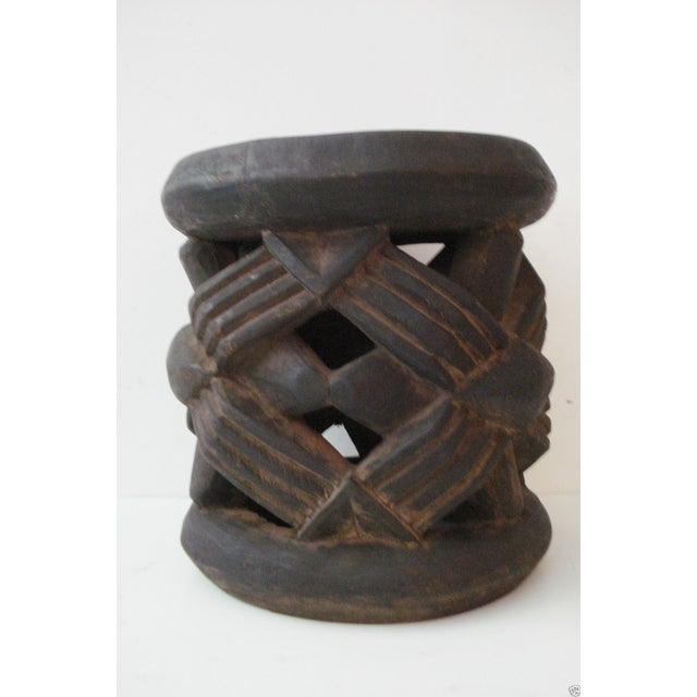 Image of Old Bamileke African Stool from Cameroon