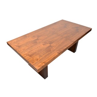Mid Century Milo Baughman for Dillingham Parsons Dining Table