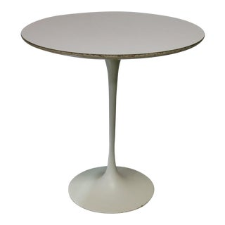Vintage Knoll Tulip Table Side Table