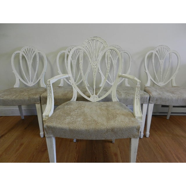 Image of Duncan Phyfe Dining Chairs - Set of 6