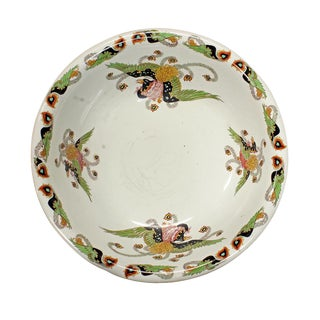 Empire Porcelain Transfer Ware Bowl