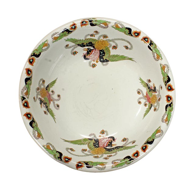 Image of Empire Porcelain Transfer Ware Bowl