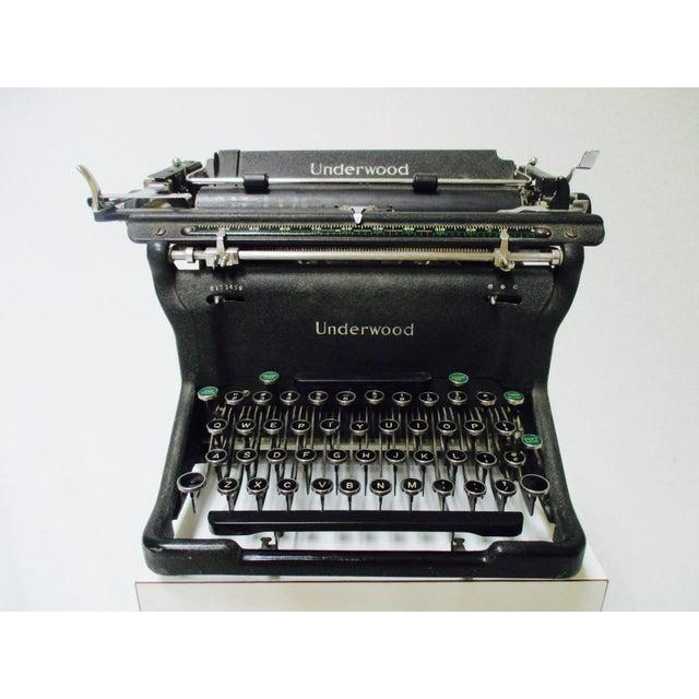 1920s Vintage Underwood Typewriter - Image 2 of 11