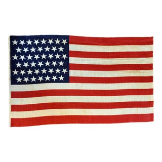 45 Star American Parade Flag