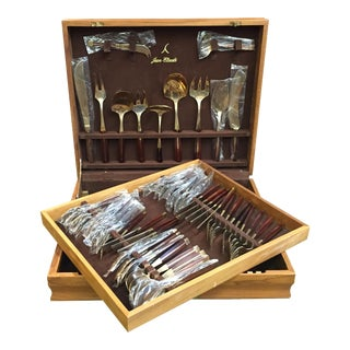 Jean-Claude Flatware Set