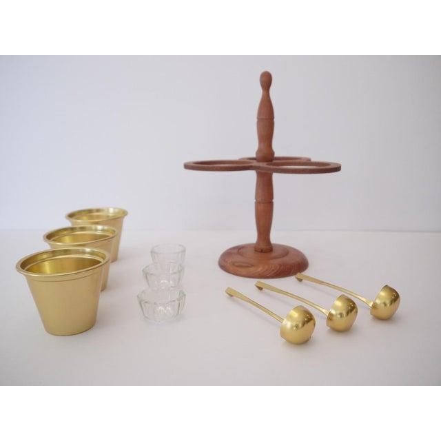 Mid-Century Sauce Tray Set - Image 3 of 6