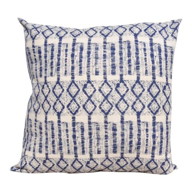 """Batik Hmong Pillow - 24"""" x 24"""" - Image 1 of 3"""