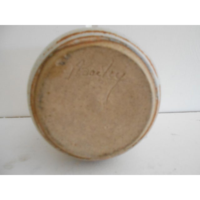 Rustic Pottery Honey Pot - Image 8 of 8