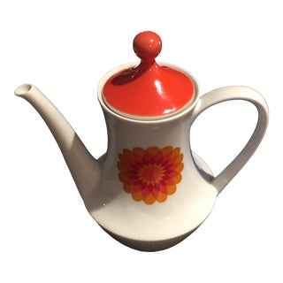 Mid-Century German Coffee Pot
