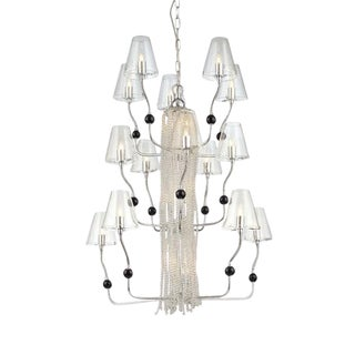 George Kovacs Contemporary Chandelier - A Pair