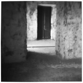 """Doorways"" Black & White Photograph"