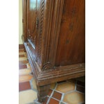 Image of Dutch Colonial Style Armoire