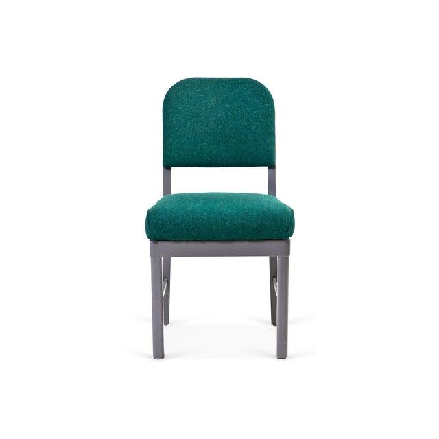 Image of Vintage Industrial Harter Steel Chair I